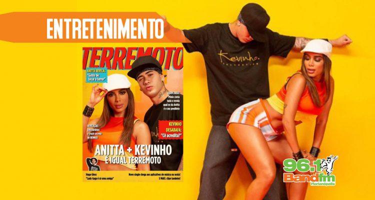 Anitta e Kevinho lançam clipe nesta quarta (30) em clima nostálgico ... df14744e94