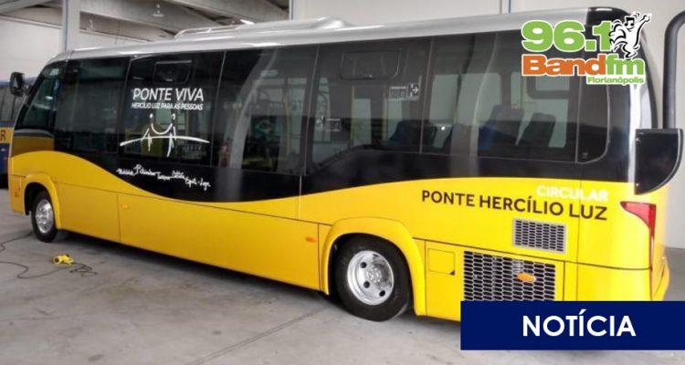linha Ponte Viva ônibus